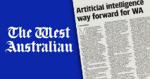 Artificial Intelligence way forward for WA