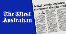 Festival provides inspiration to unlearn in changing world